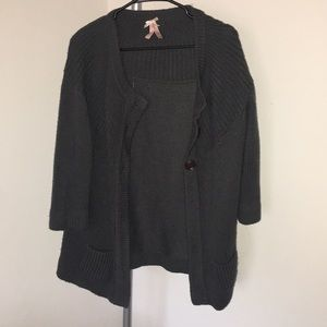 Sweaters - Plus size sweater/ button down cardigan